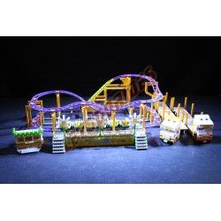 Lego amusement ride Caterpillar