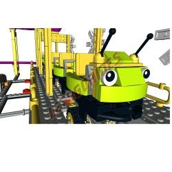 Caterpillar (Instructions de montage)