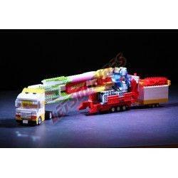 Lego amusement ride Speed