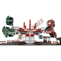 Techno Power (Building Instructions)