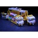 Lego amusement ride Loop Fighter