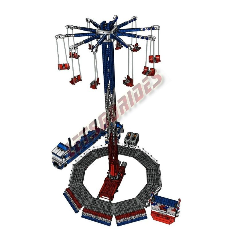 LetsGoRides - Vertical Swing (Instructions de montage), Instructions de Montage, Ces instructions de montage permettent d'assemb
