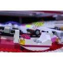 Lego amusement ride Matterhorn