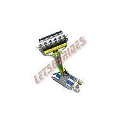 LetsGoRides - Capriolo 10 (Instructions de montage), Instructions de Montage, Ces instructions de montage permettent d'assembler