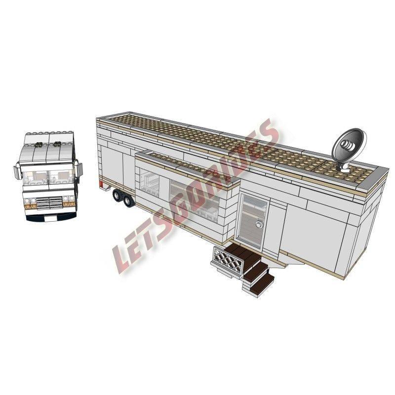Caravan (bouwinstructies)