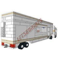 Caravane (Instructions de montage)