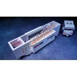 LetsGoRides - Caravane, Manège complet, Reproduction d'une caravane extensible en briques LEGO®. ,  LetsGoRides - Johann Francke