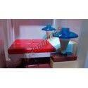 Kermis Lego Wohnwagen