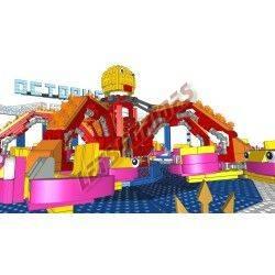 LetsGoRides - Octopussy (Instructions de montage), Instructions de Montage, Ces instructions de montage permettent d'assembler u