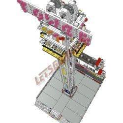 FreeFallTower (Building Instructions)