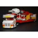 Lego amusement ride Booster Giant