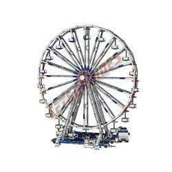 Riesenrad (Montageanleitung)