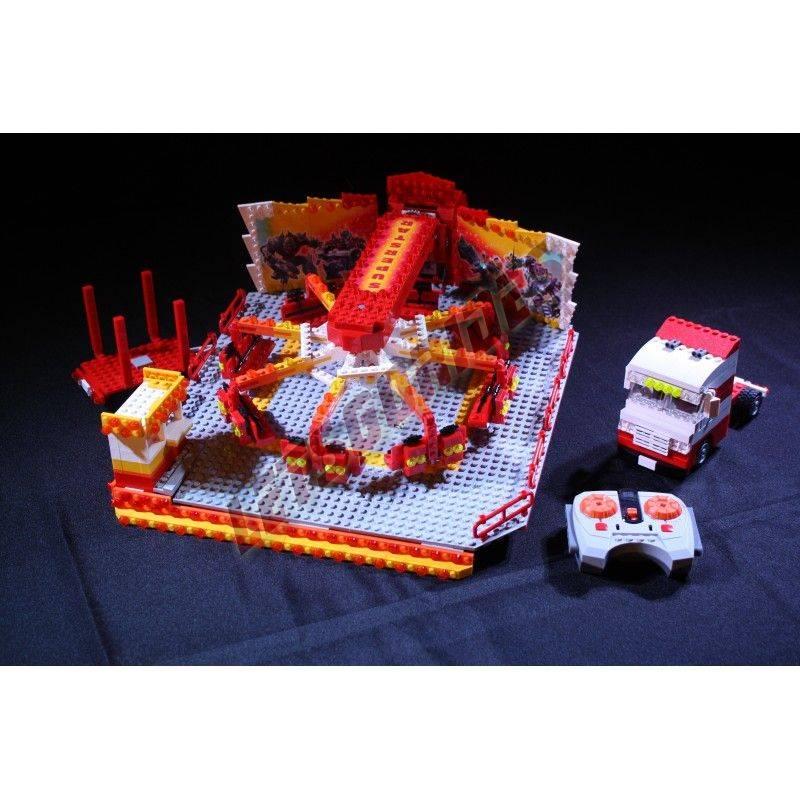 Manège en Lego SuperStar