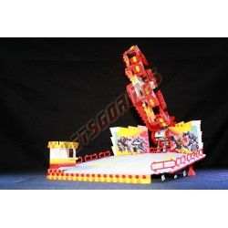 Lego amusement ride SuperStar