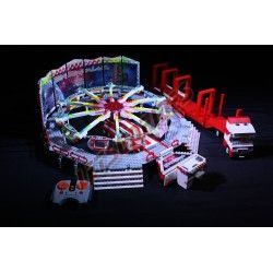 Lego amusement ride Enterprise