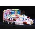 Lego amusement ride Enterprise